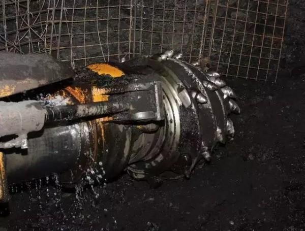 山西某煤矿岩巷掘进机截齿使用案例